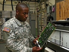 military PCB circuit board