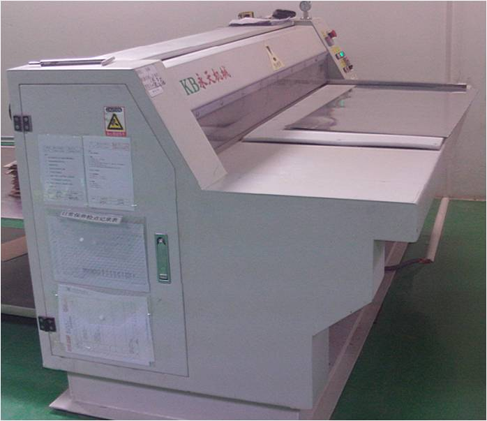 PCB Material cutting machine