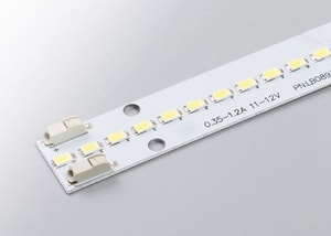 Super white LED PCB