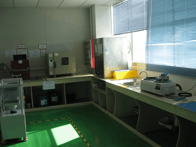 Physics laboratory room 2