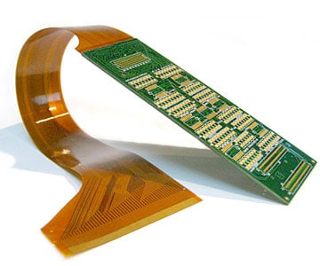 8 layer rigid flex pcb