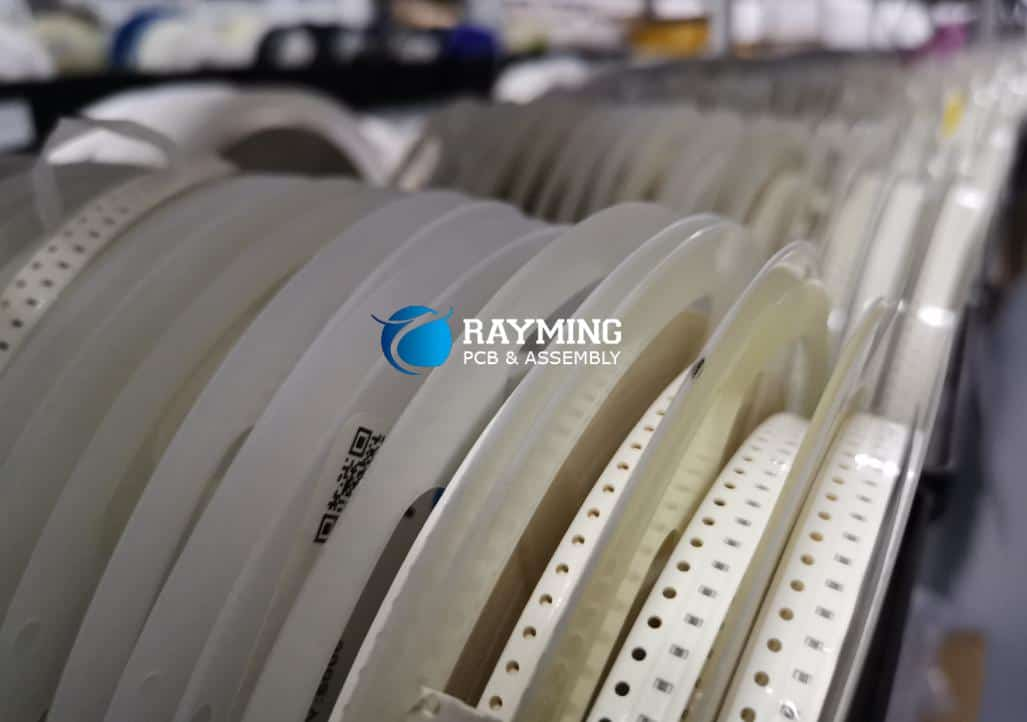electronic components store