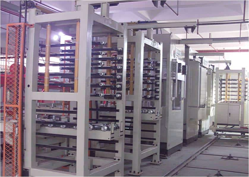 PCB Multilayer Pressing equipment