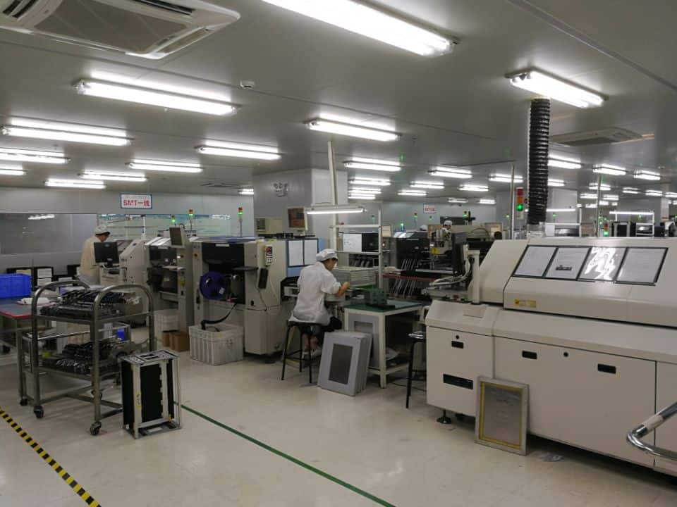Low Volume PCB Assembly line 6