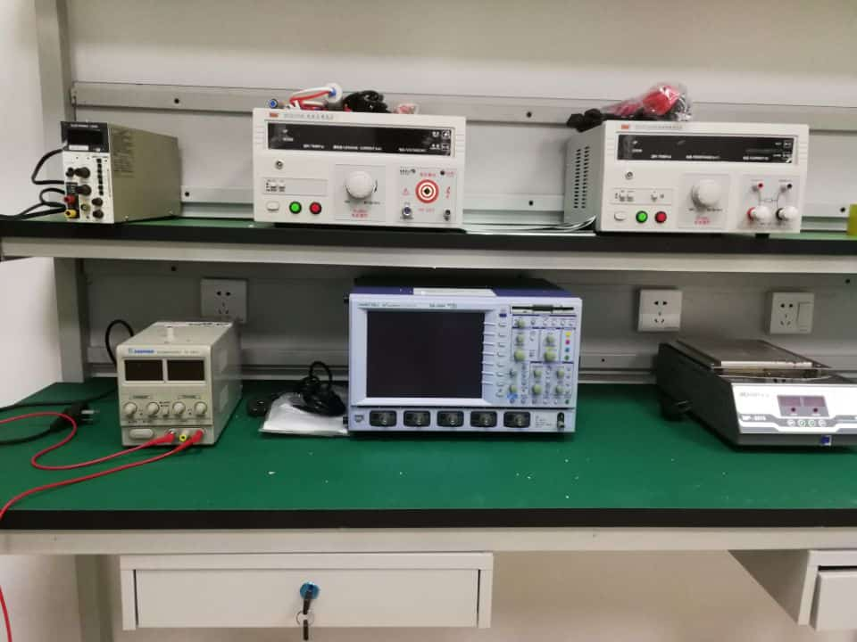 Eletronic Test machine