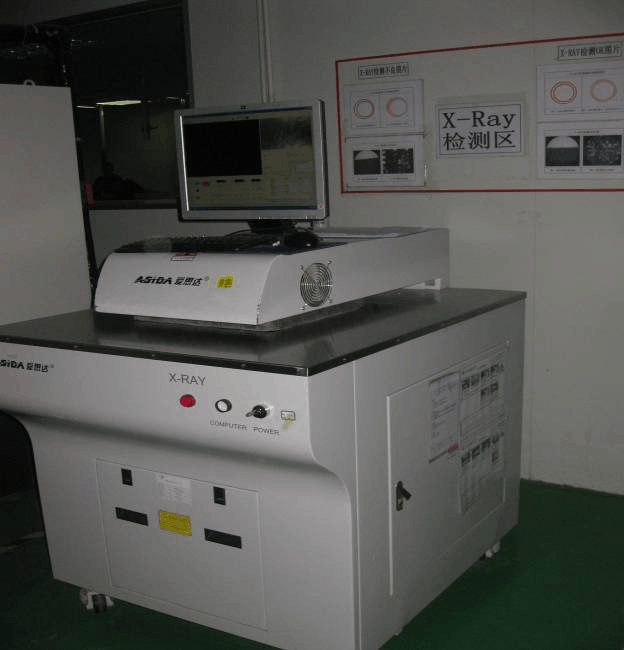 X-RAY inner layer registration tester