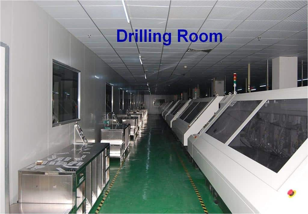 drilling room