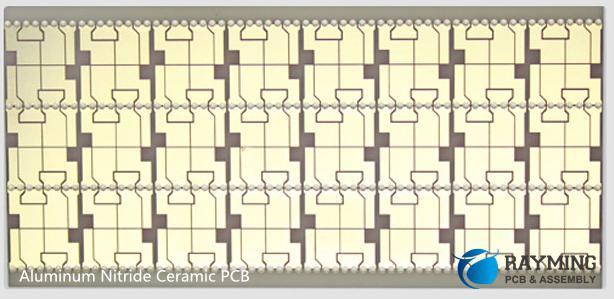Aluminum Nitride Ceramic PCB