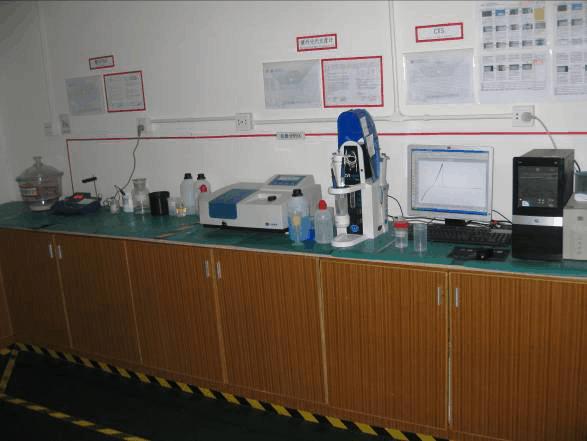 The chemistry lab 2