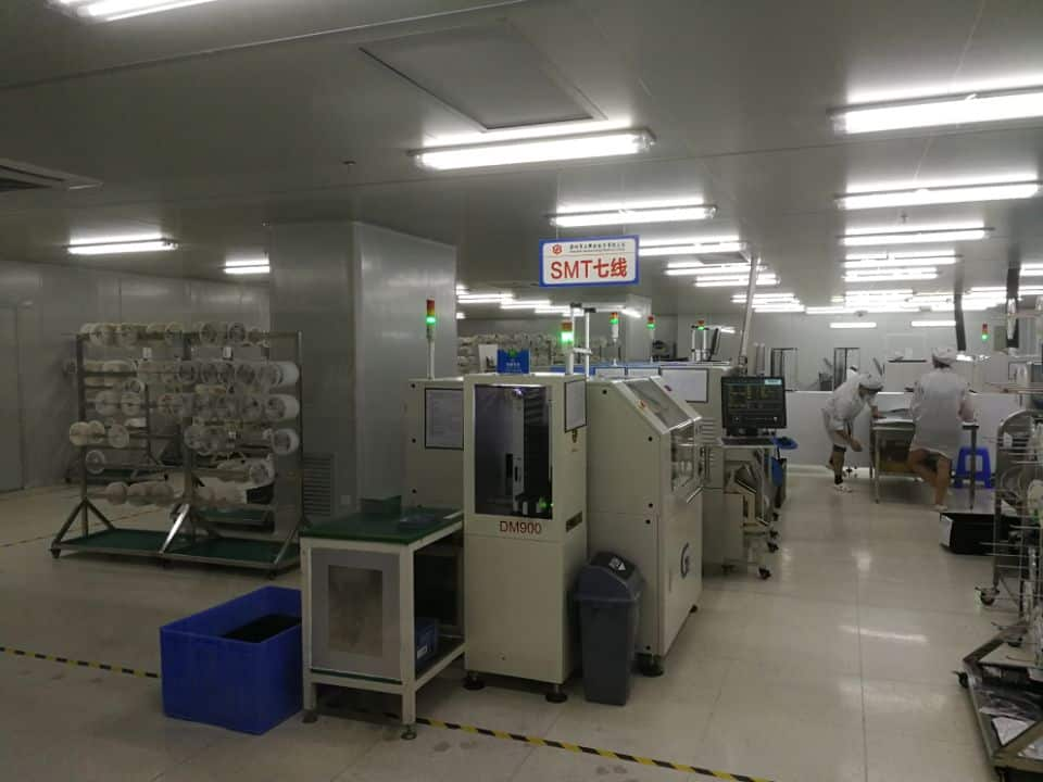 Low Volume PCB Assembly line  5