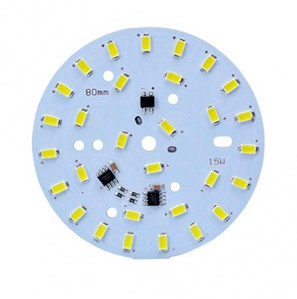 LED PCB solder mask
