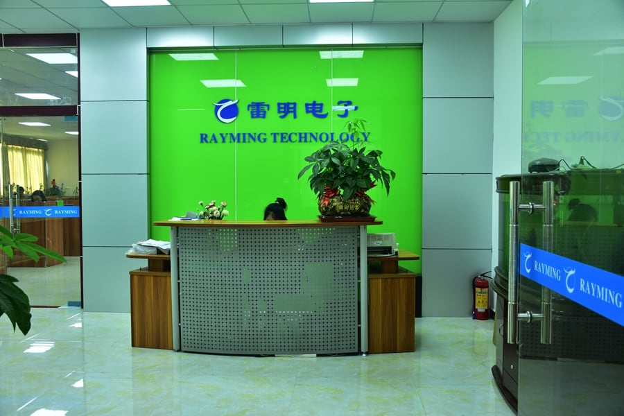 RayMing PCB Assembly Manufacturer