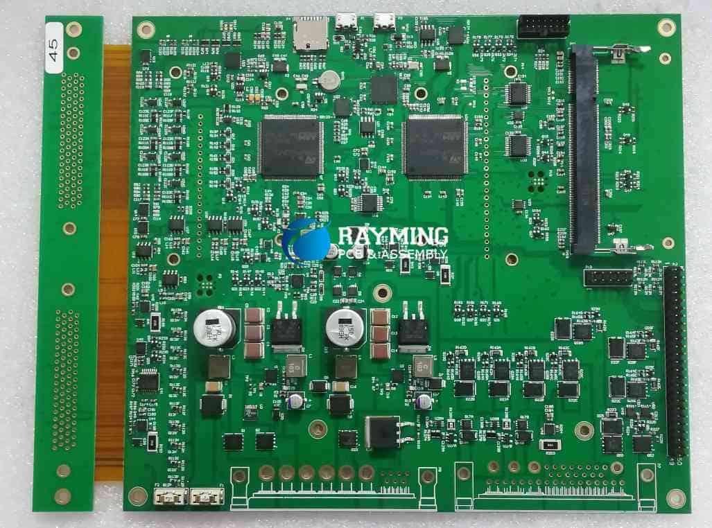 electronic component distributors