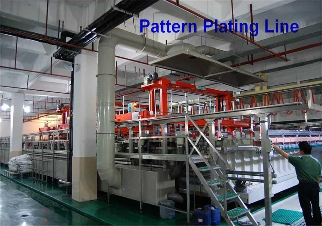 pattern plating line 2