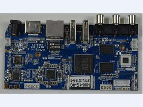 Network Set-top box PCB Board