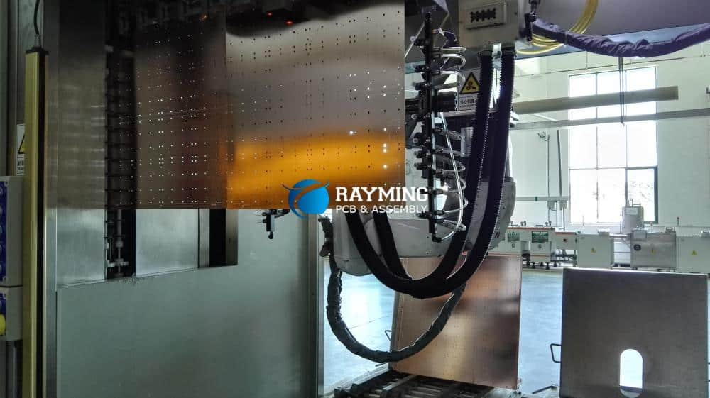 double sided pcb board manufacturing