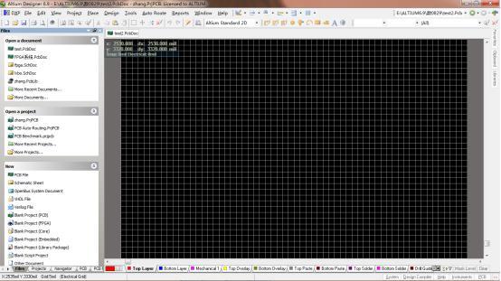 4 layer pcb design
