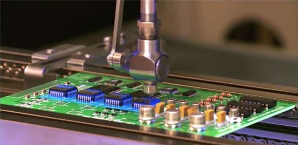 Why should the PCBA brush conformal coating