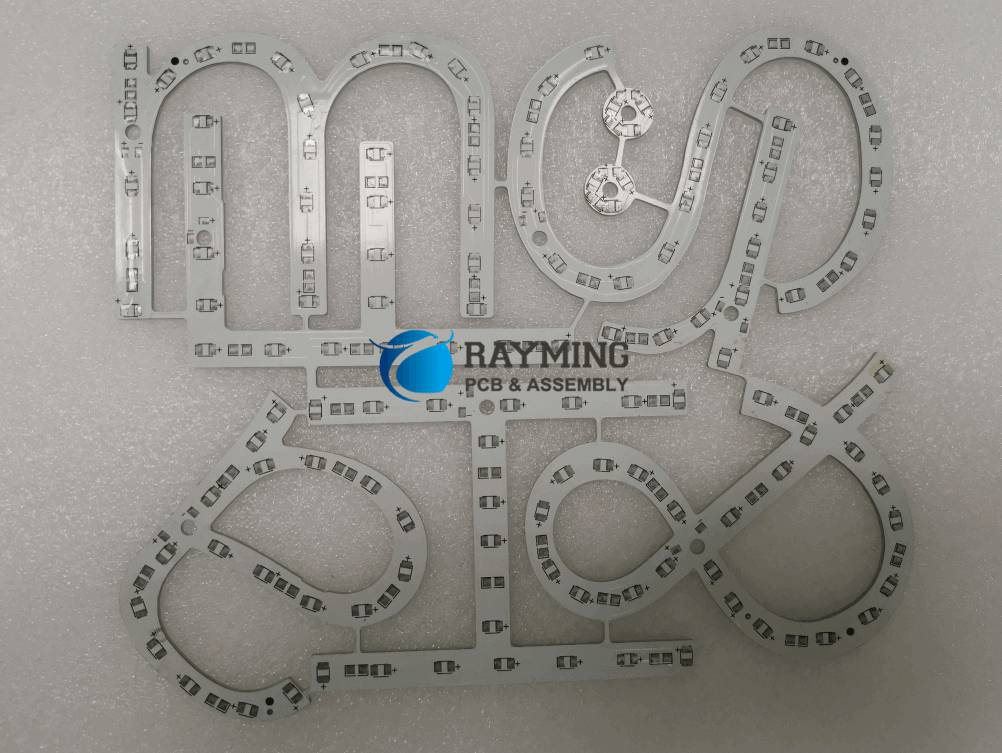 Alphabet Design Mcpcb Led for Shop Sign