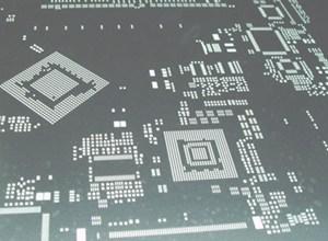 solder paste stencil
