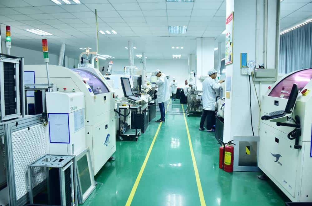 electronic manufacturing companies