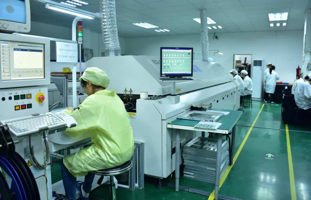 electronic manufacturing services companies