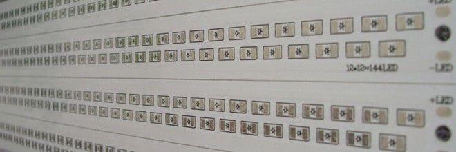 Aluminum core PCB