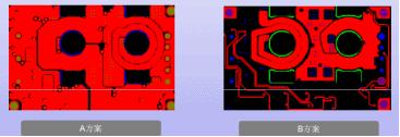 Circuit Layer Display