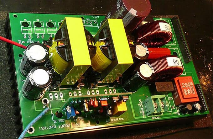 Frequency converter PCBA Boards
