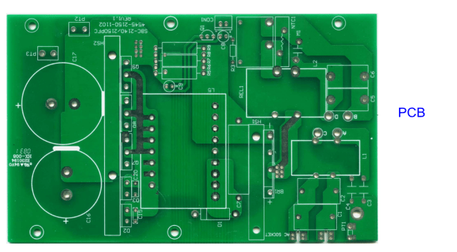 what is the difference between pcb and pcba