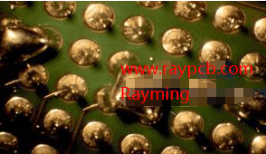 component pin solder tin