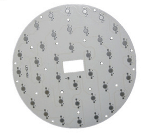 The Circuit Fabrication of Aluminum PCB