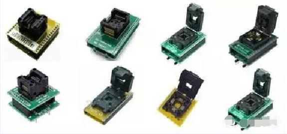IC Adapters of Offline Burn-in