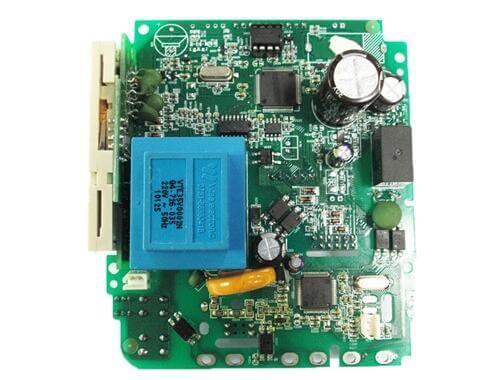 Smart Energy Meter PCB control board