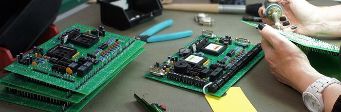 PCB assembly skills