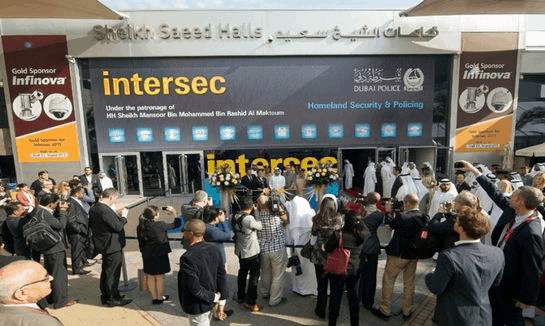The INTERSEC 2019 in Dubai