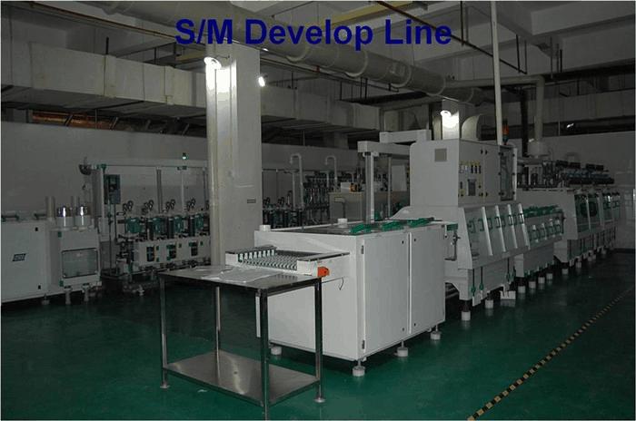 S/M Develop Line