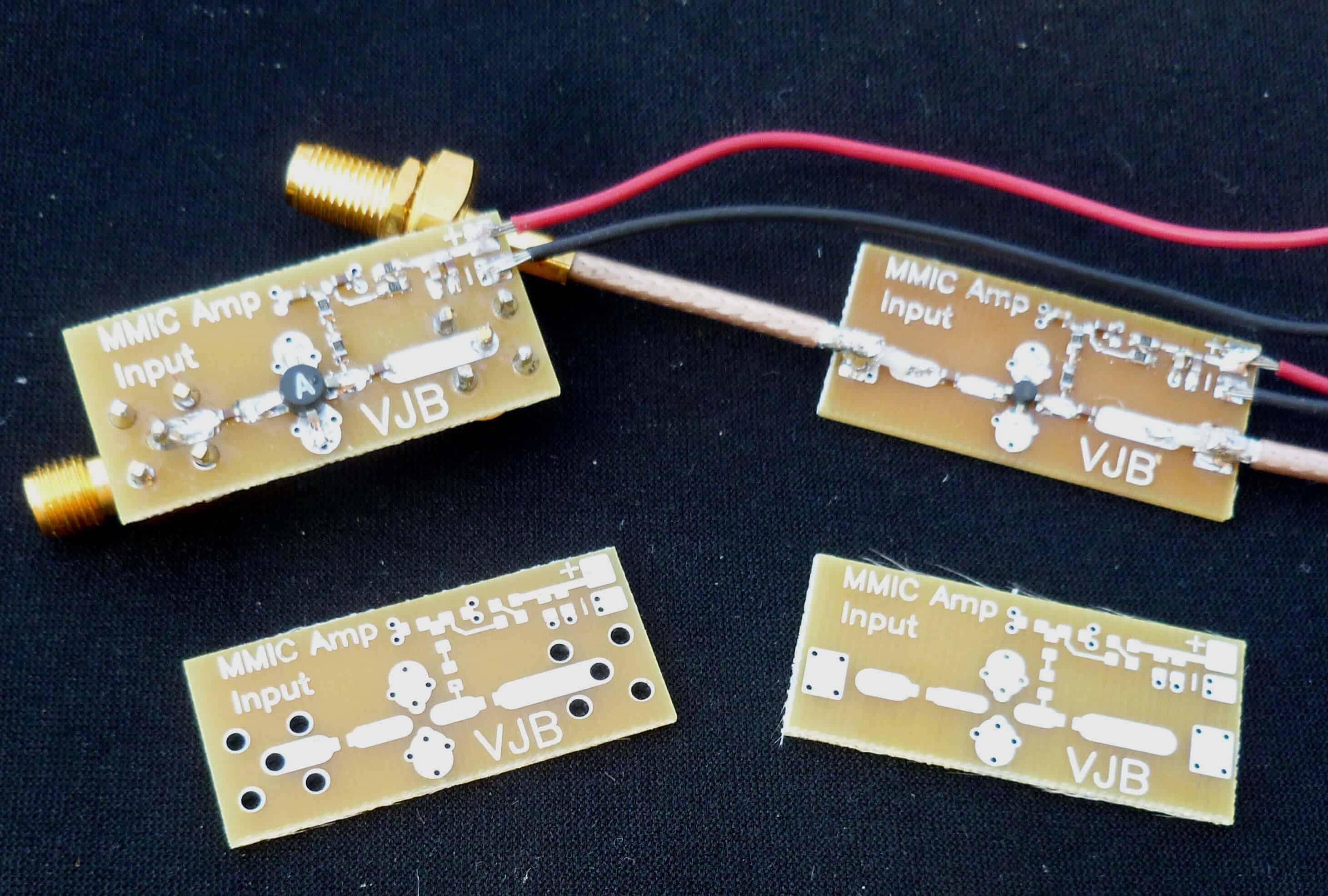Generic MMIC Antenna PCB