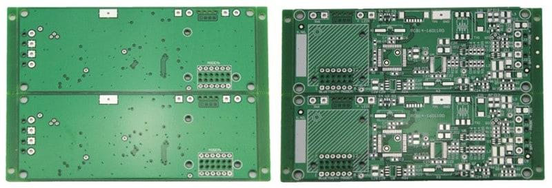 green pcb board