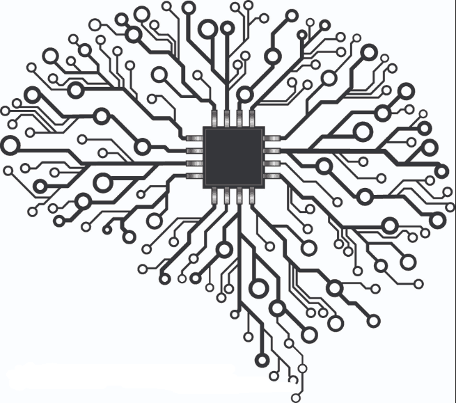 pcb with IC