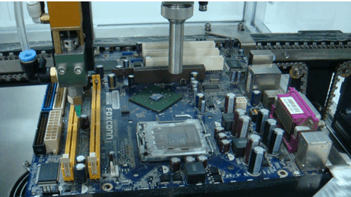 PCB Conformal Coating Using