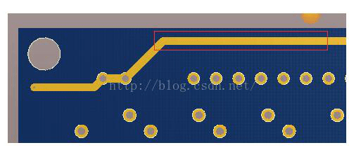 pcb circuit line