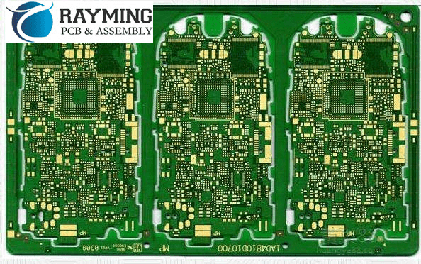 HDI PCB Board Laminate Structure-Blind and Buried vias-3