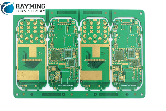 HDI PCB Board Laminate Structure-2