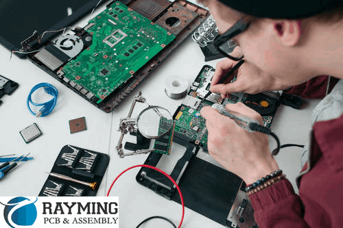 How to check PCB board soldering defects?