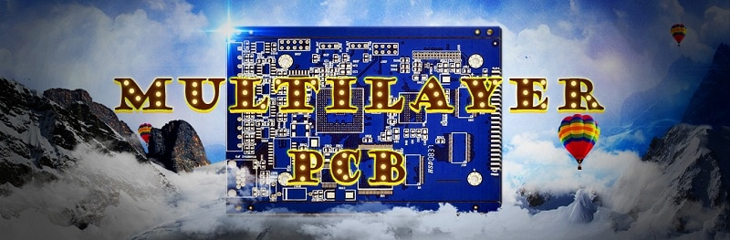 Multi-layer PCB