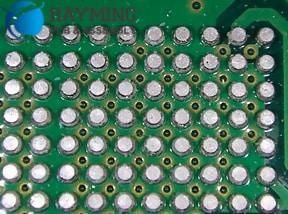 MBGA (Metal Ball Grid Array)