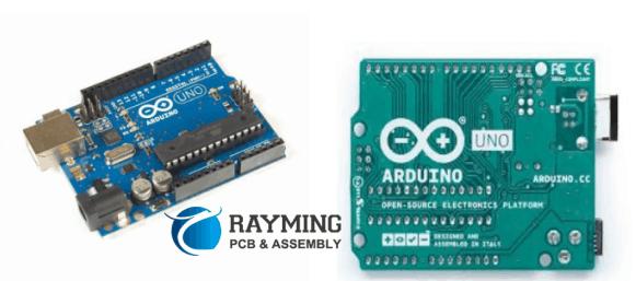 Arduino Uno with different Solder Masks