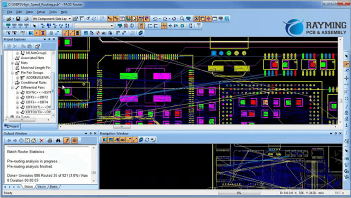 The management of Components in PCB Layout and Design