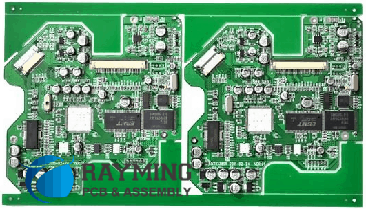 PCB Assembly of Turnkey PCB Manufacturer in China